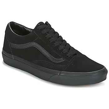 kengät Matalavartiset tennarit Vans UA Old Skool Musta / vaaleanpunainen / sininen / vihreä / Musta / Musta / Mus