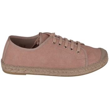 kengät Naiset Matalavartiset tennarit La Maison De L'espadrille Sneakers 1047 Multi Monivärinen