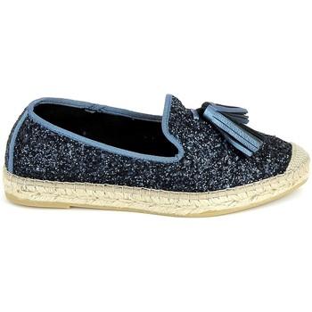 kengät Naiset Espadrillot La Maison De L'espadrille 772 Bleu Sininen
