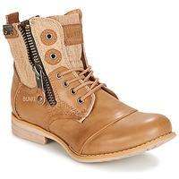 kengät Naiset Bootsit Bunker SARA Brown