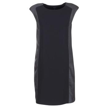 vaatteet Naiset Lyhyt mekko Armani jeans LAMIC Black / Grey