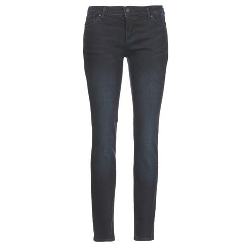 vaatteet Naiset Slim-farkut Armani jeans BOBE Blue