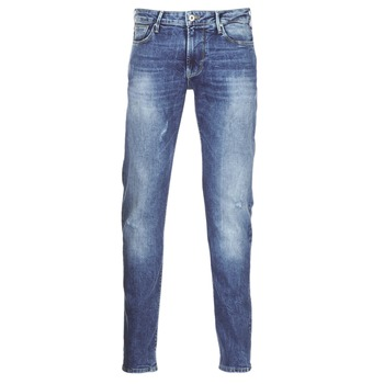 vaatteet Miehet Slim-farkut Armani jeans LORETTE Blue