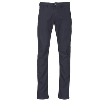 vaatteet Miehet 5-taskuiset housut Armani jeans GOURNA Blue