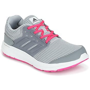kengät Naiset Juoksukengät / Trail-kengät adidas Performance galaxy 3.1 w Grey / Pink