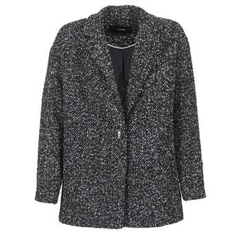vaatteet Naiset Paksu takki Vero Moda SALT Black