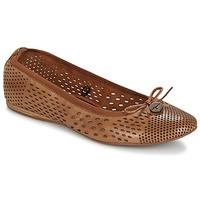 kengät Naiset Balleriinat Tamaris  Brown
