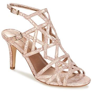 kengät Naiset Sandaalit ja avokkaat Tamaris  Pink