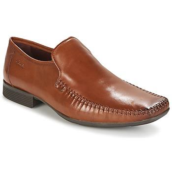 kengät Miehet Mokkasiinit Clarks Ferro Step Nahka