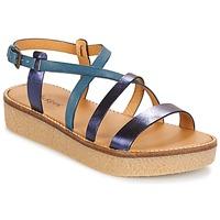 kengät Naiset Sandaalit ja avokkaat Kickers VALENTINA Blue