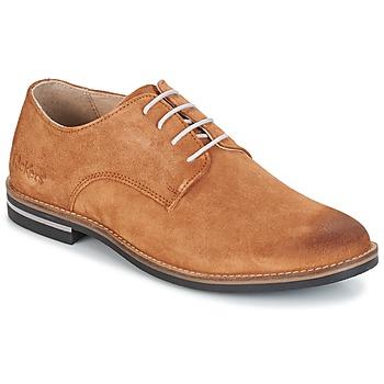 kengät Miehet Derby-kengät Kickers ELDAN Camel