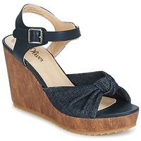 kengät Naiset Sandaalit ja avokkaat S.Oliver  Denim / Comb