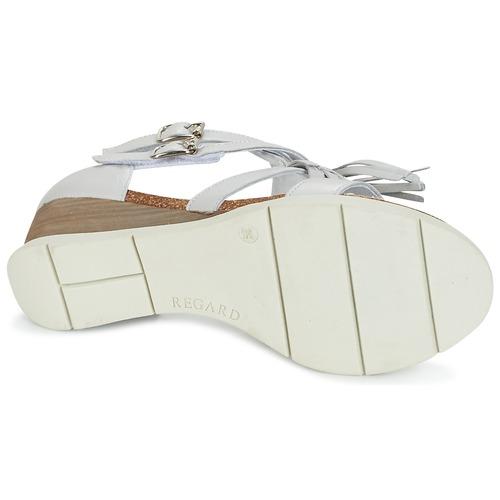 Regard Recali Grey - Ilmainen Toimitus- Kengät Sandaalit Naiset 56