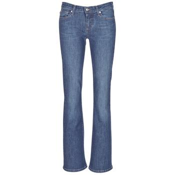 vaatteet Naiset Bootcut-farkut Yurban IHEKIKKOU BOOTCUT Blue