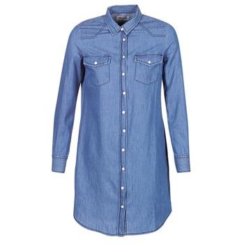 vaatteet Naiset Lyhyt mekko Betty London IHEBELLA Blue