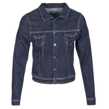 vaatteet Naiset Farkkutakki Yurban HELEFI Blue
