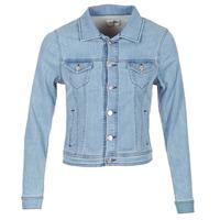 vaatteet Naiset Farkkutakki Yurban HELEFI Blue / CLAIR