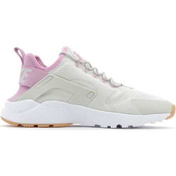 kengät Naiset Matalavartiset tennarit Nike Women's  Air Huarache Run Ultra Shoe White