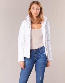 vaatteet Naiset Toppatakki Only BROOKE White