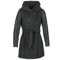 vaatteet Naiset Paksu takki Only MARY LISA Grey