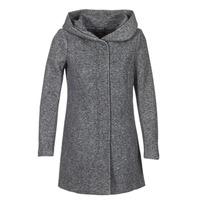 vaatteet Naiset Paksu takki Only SEDONA Grey