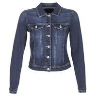 vaatteet Naiset Farkkutakki Only WESTA Blue / Fonce