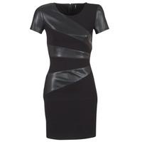 vaatteet Naiset Lyhyt mekko Only MARY Black