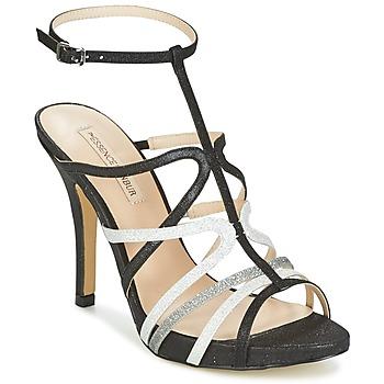 kengät Naiset Sandaalit ja avokkaat Menbur DARRO Black