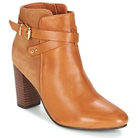 kengät Naiset Nilkkurit Bocage ERWAN COGNAC