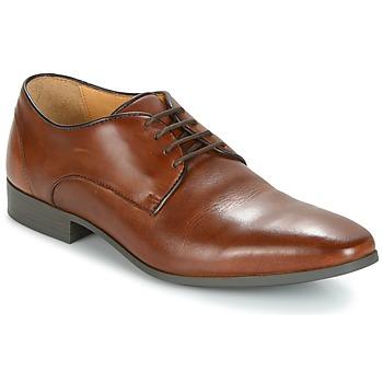 kengät Miehet Derby-kengät Bocage MERCI COGNAC