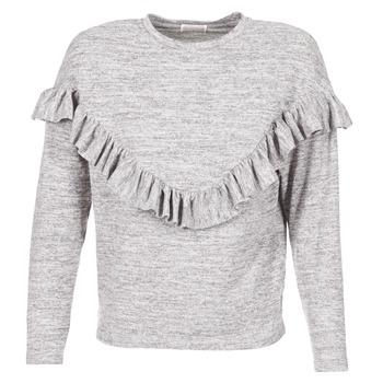 vaatteet Naiset Neulepusero Moony Mood GREPINA Grey