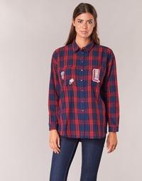 vaatteet Naiset Paitapusero / Kauluspaita Yurban HERDON Red