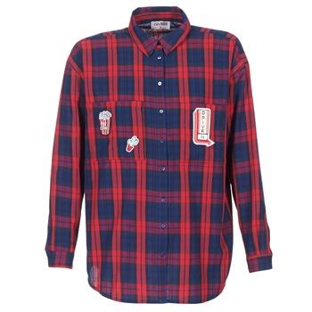 vaatteet Naiset Paitapusero / Kauluspaita Yurban HERDON Punainen