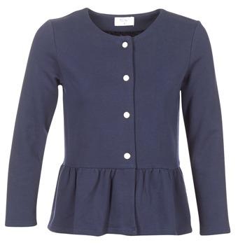 vaatteet Naiset Takit / Bleiserit Betty London HABOUME Laivastonsininen