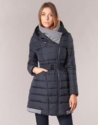 vaatteet Naiset Toppatakki Casual Attitude HAZETTE Laivastonsininen