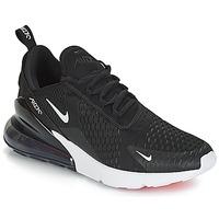 kengät Miehet Matalavartiset tennarit Nike AIR MAX 270 Black / Grey