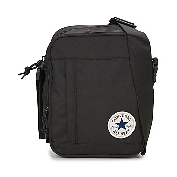 laukut Pikkulaukut Converse CORE POLY CROSS BODY Black