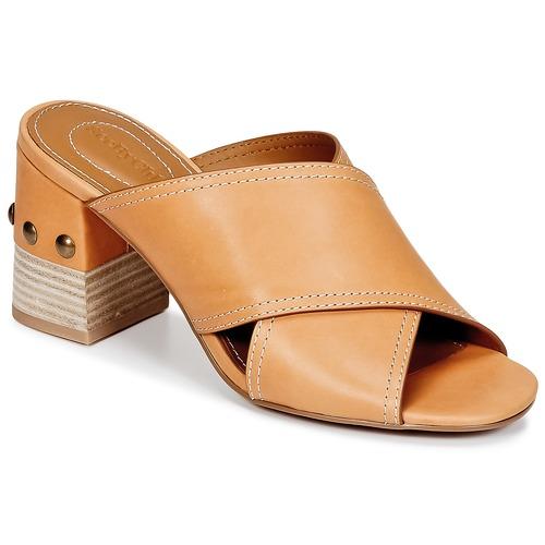 kengät Naiset Sandaalit See by Chloé SB30083 Camel