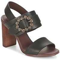 kengät Naiset Sandaalit ja avokkaat See by Chloé SB30123 Black