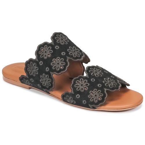 kengät Naiset Sandaalit See by Chloé SB30182 Black