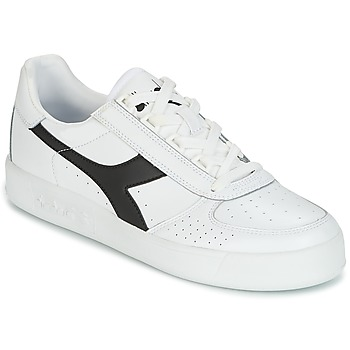 kengät Matalavartiset tennarit Diadora B.ELITE White / Black