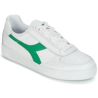 kengät Matalavartiset tennarit Diadora B.ELITE White / Green