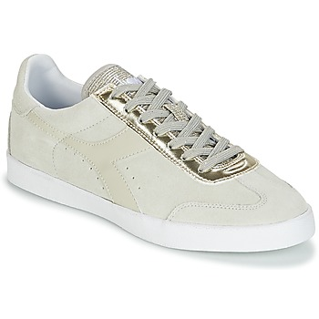 kengät Naiset Matalavartiset tennarit Diadora B ORIGINAL VLZ Grey