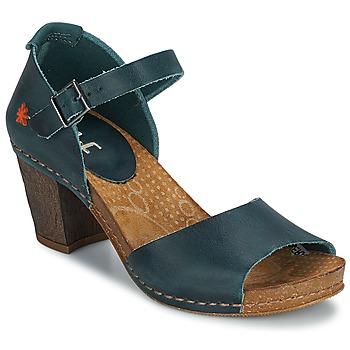 kengät Naiset Korkokengät Art IMEET Green