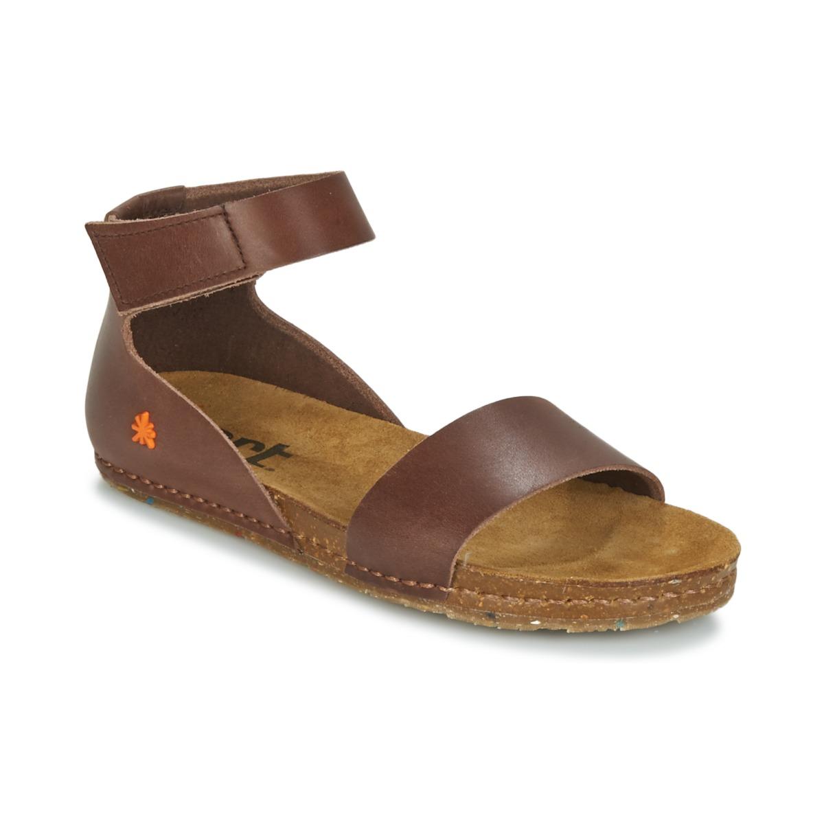Sandaalit Art CRETA Brown