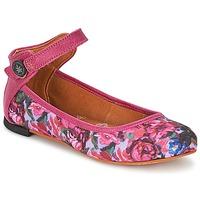 kengät Naiset Balleriinat Art LILLE Pink
