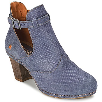 kengät Naiset Nilkkurit Art IMEET BO Blue