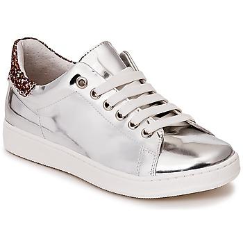 kengät Tytöt Matalavartiset tennarit Young Elegant People EDENIL Silver