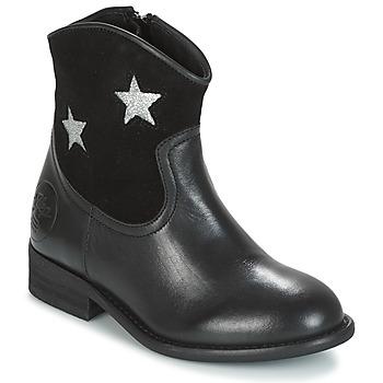 kengät Tytöt Bootsit Young Elegant People FARAHI Musta