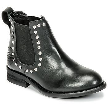 kengät Tytöt Bootsit Young Elegant People FOSTINET Black